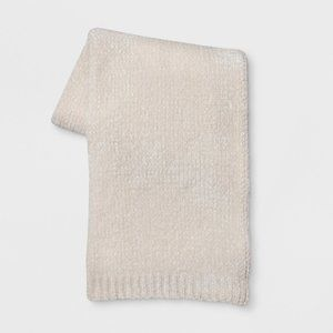 Shine Chenille Throw Blanket SUPER SOFT!!